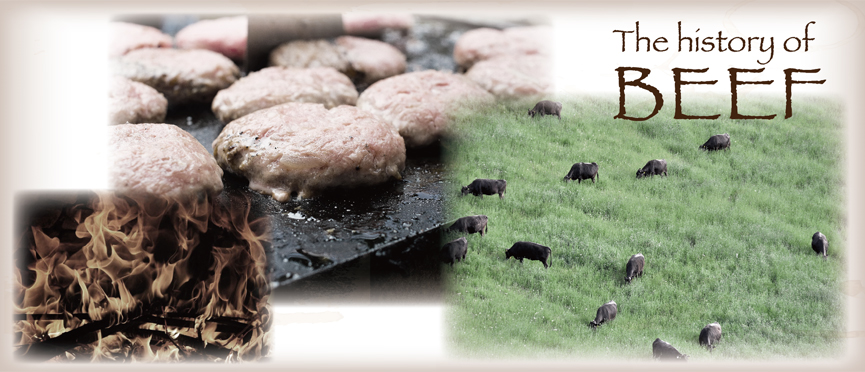 """We know """"the history of beef"""", and let's talk about meat"""