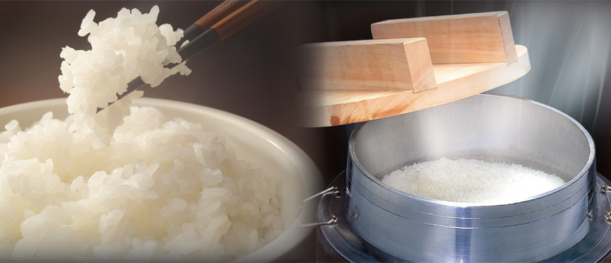 Reason why BRONCO BILLY cooks rice with large furnace