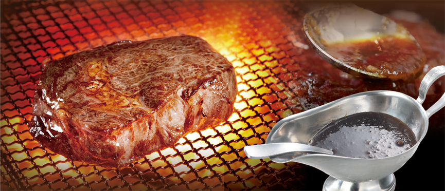Until steak sauce is done