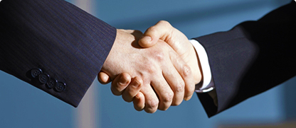 Recruitment of new business partners